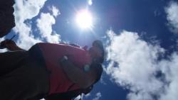 Claudio au soleil