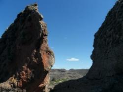 Entre 2 rochers