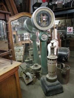 Brocanteur de San Antonio
