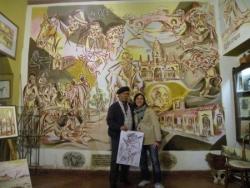 Gasparini et notre dessin