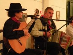 Musiciens - Peña du 25 mai
