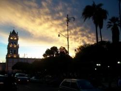 Noche en Sucre