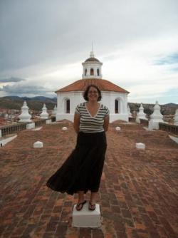 Sur le toit de San Felipe