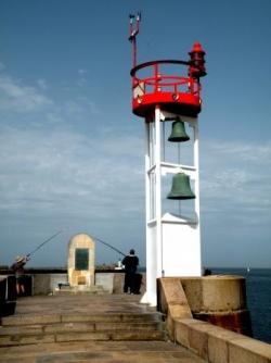 Le Havre, un jour de juin au soleil