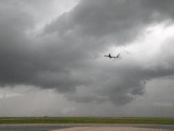 Avion et Nuages