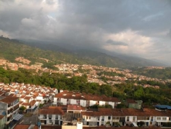 Une vue de Bucaramanga