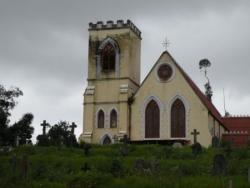 Eglise, Ooty