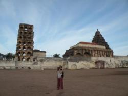 Palais de Thanjavur