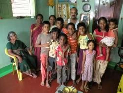 Une chouette famille, Mettupalayam