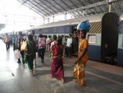 Gare de Chennai