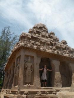 Les 5 Rathas, Mamallapuram