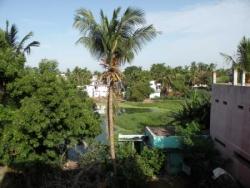 Mamallapuram le matin après l'orage