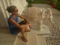 Laure et l'éléphant