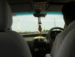 Avec Mathi, en route pour Kanyakumari