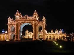 Un détour par le Karnataka, Mysore
