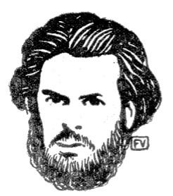 Eugène Varlin. Xylographie de Félix Valloton
