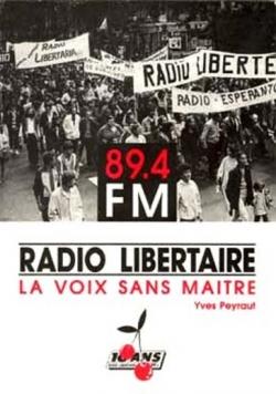Radio Libertaire. Affiche 10e anniversaire