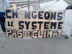 Gilets jaunes. Limoges, 2018