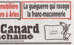 Le Canard enchaîné 20-06-2018