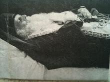 Dormition de notre regretté Père Ambroise.