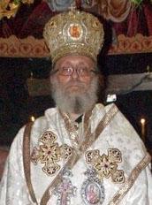 Père Philarète, Métropolite de l'Eglise Orthodoxe