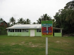 New Life Church à Arorangi