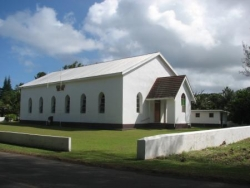 Cook Islands Christian Church à Ngatangiia