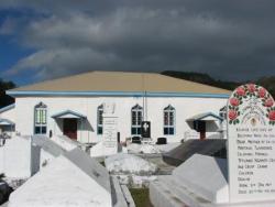 Cook Islands Christian Church à Arorangi