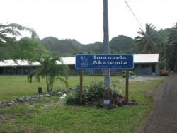 """Imanuela Akatemia, une """"école chrétienne"""""""