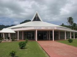 Eglise St Joseph à Avarua