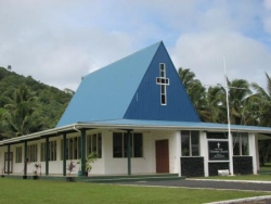 Cook Islands Christian Church à Nikao