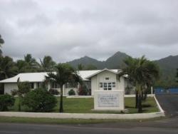 Temple mormon à Avarua