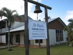 Eglise catholique St Paul à Titikaveka