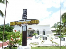 Cook Islands Christian Church à Matavera