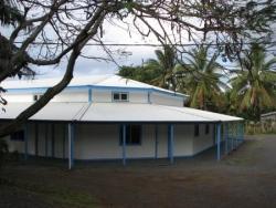 L'église apostolique à Tupapa
