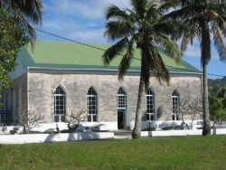 Cook Islands Christian Church de Titikaveka