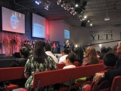 Un dimanche à Destiny Church