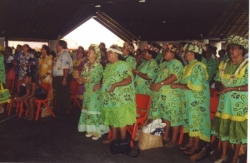 Pentecôte à Tahiti