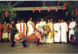 Catholicisme chinois à Tahiti