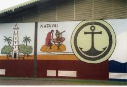 Baie de Matavai à Mahina