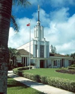 Temple mormon, Nuku'alofa (Tonga)