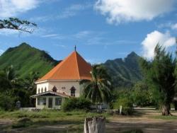 Temple de Papetoai