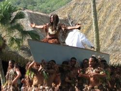 Le christianisme à Rapa