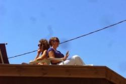 Répèt sur un toit