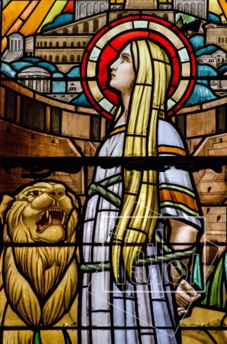 2 juin : Saints Pothin, Blandine et leurs 46 compagnons  1465581509