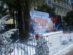 A Cannes rien n'est impossible: même de la neige..