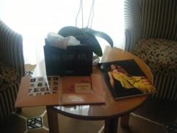 Mes cadeaux L'Oréal au Martinez