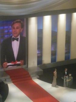 Christoph Waltz, prix d'interprétation masculine p