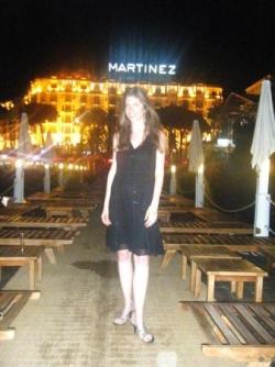 Soirée Canal + sur la plage du Martinez