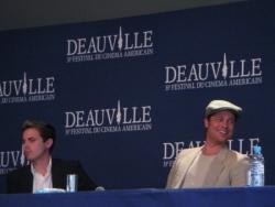 Brad Pitt et Casey Affleck